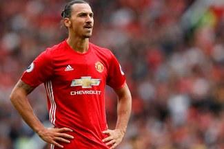 "Zlatan Ibrahimovic es ""amenazado"" de muerte a su vuelta a Manchester"