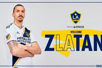 Los Angeles Galaxy: Zlatan Ibrahimovic podría debutar este sábado en la MLS