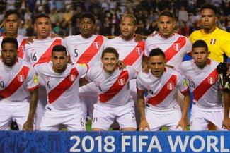 La Selección Peruana y los jugadores que entrarían en el álbum históricode Panini