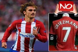 Según The Sun, Griezmann no quiere a Mourinho ni todo el dinero de Manchester United