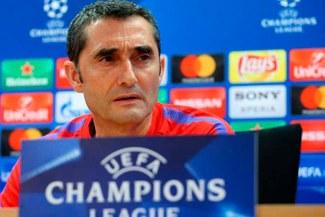 Barcelona: Ernesto Valverde se corrió de las preguntas sobre un posible triplete con el cuadro 'blaugrana' [VIDEO]