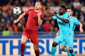 Roma venció 3-0 y eliminó a Barcelona de la Champions League [Resumen y Goles]