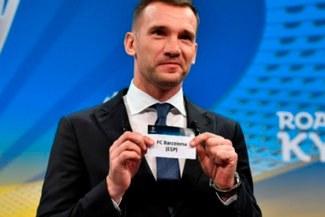 Champions League: Andriy Shevchenko será la 'mano vírgen' en el sorteo del viernes