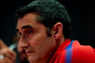 Barcelona: Ernesto Valverde habló sobre la dura derrota contra la AS Roma