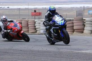 Campeonato Nacional de Motovelocidad en la Chutana