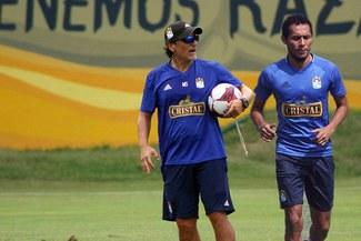 Sporting Cristal: Mario Salas va en camino de recuperar el mejor momento de Carlos Lobatón