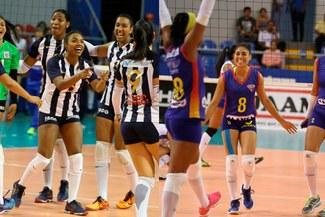 Jaamsa venció por 3-2 a Alianza Lima y se llevó la primera semifinal de LNSV