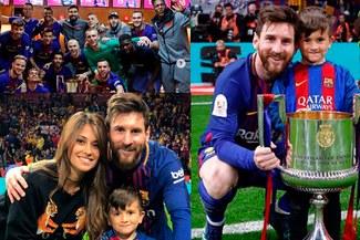 Instagram: Lionel Messi y las tres fotos que baten rércords en 'me gusta'