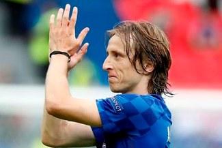 """Luka Modric: """"Me veo jugando en los Estados Unidos"""""""