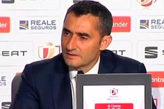 Barcelona: Ernesto Valverde tomó una increíble decisión luego de ganar la Copa del Rey
