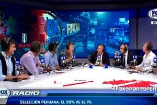 Fox Sports Radio Perú realizó primer programa con estos panelistas sorpresa [VIDEO]