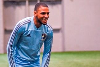 MLS: Alexi Gómez ya entrena con el Minnesota United [FOTO]