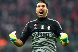 Juventus  Gianluigi Buffon desmiente algún tipo de pelea con Mehdi Benatia 756f65776bfd4