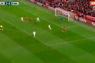 Liverpool vs. Roma: Sadio Mané y la sutil definición para el 3-0 'red' [VIDEO]