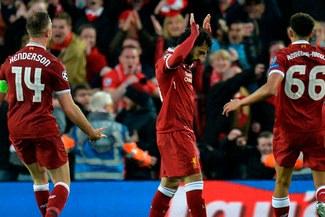 Liverpool venció 5-2 a Roma por la primera semifinal de la Champions League [Resumen y Goles]