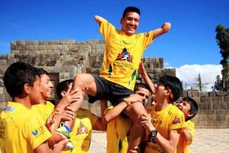Lima 2019: Efraín Sotacuro competirá en Sao Paulo para llegar bien a los Parapanamericanos