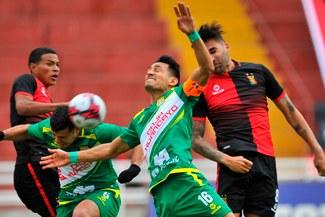 Sport Huancayo empató 1-1 con Melgar y jugará la final del Torneo de Verano ante Sporting Cristal
