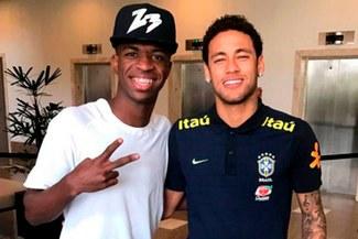 Real Madrid: Vinícius Júnior sueña con jugar con Neymar en el cuadro 'merengue'