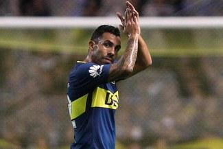 Carlos Tévez fue aplaudido por hinchas de Boca Juniors cuando fue cambiado ¿por desaprobación? [VIDEO]