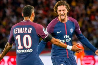 """No todo es felicidad en el PSG: Rabiot aseguró que """"solo hay plata para Neymar"""""""