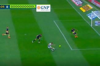Jonathan Rodríguez descontó para Santos Laguna y América se complica en la llave [VIDEO]
