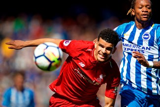Liverpool goleó 4-0 a Brighton & Hove Albion por Premier League