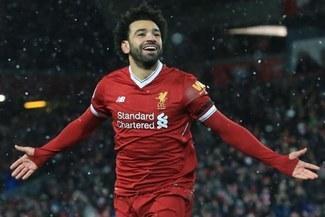 Mohamed Salah, el mejor jugador de la temporada en la Premier League