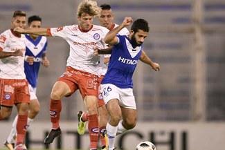 Con Abram y Da Silva: Vélez empató 1-1 ante Argentinos por la Superliga Argentina [Resumen y goles]