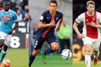 Barcelona: Conoce los tres defensas que están en la mira del club azulgrana