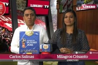 LíberoTV: Con lo mejor y último de las noticias deportivas