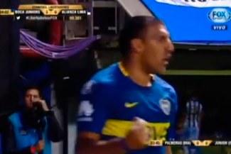Doblete de Ramón Ávila para el 4-0 de Boca Jr. sobre Alianza Lima [VIDEOS]