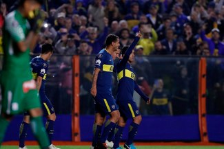 ¡LAMENTABLE! Alianza Lima cayó goleado 5-0 ante Boca Juniors por Copa Libertadores [RESUMEN Y GOLES]