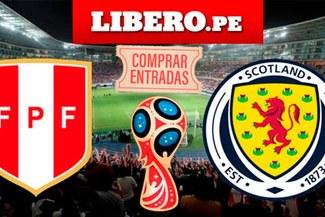 Perú vs. Escocia: Conoce el cronograma de sorteo para venta de las entradas [FOTOS]