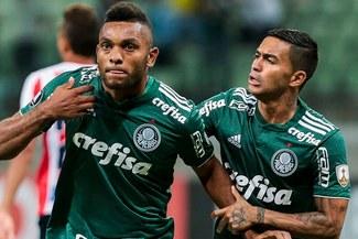 Palmeiras venció 3-1 a Junior y lo eliminó de la Copa Libertadores [RESUMEN Y GOLES]