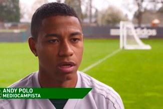"""Andy Polo: """"No podía creer la oferta del Inter, me alegró que se fijen en mí"""" [VIDEO]"""