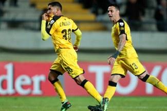 Peñarol derrotó 2-0 a The Strongest por la Copa Libertadores [RESUMEN Y GOLES]