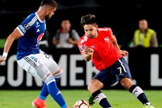 Millonarios igualó 1-1 ante Independiente por la Copa Libertadores [RESUMEN Y GOLES]