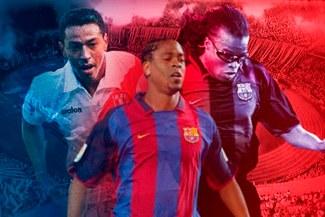 Partido entre leyendas del Barcelona y de Perú se reprogramó para el 25 de mayo