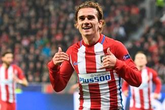 El Atlético Madrid ofrece una exorbitante suma para impedir que Antoine Griezmann se marche del club
