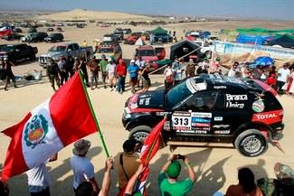 Confirmado: Perú será sede única del Rally Dakar 2019