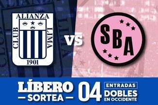 Lista de ganadores: Líbero te lleva al partido Alianza Lima vs. Sport Boys por el Torneo Apertura