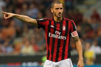 Leonardo Bonucci dejaría el AC Milan para llegar a la Premier League