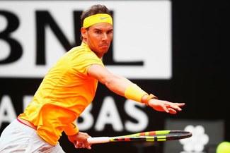 Rafael Nadal pasó por encima al 'Nole' y es el finalista del Masters 1000 de Roma [VIDEO]
