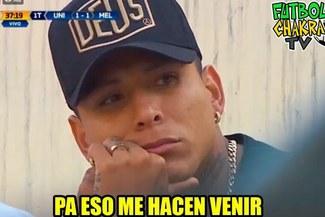 Universitario no se salvó de los memes tras empate [FOTOS]