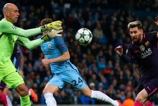 Willy Caballero y el elogio a Lionel Messi que sorprende a todos