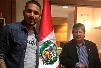 FPF confirmó fecha y hora de la reunión de Paolo Guerrero con Gianni Infantino