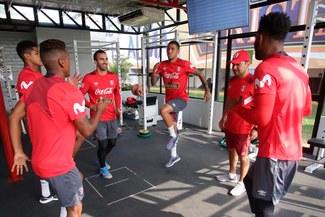 Selección peruana inició los trabajos de la semana con miras al Mundial de Rusia [VIDEO]