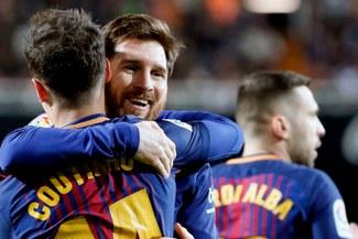 """Coutinho y sus revelaciones de cuando conoció a Messi: """"Le dije a mi mujer 'Caramba, he estado comiendo con el mejor del mundo'"""""""
