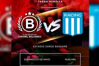 Racing Club confirmó el plantel que viajará a Perú para amistoso ante Bolognesi de Tacna