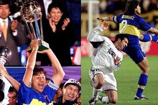 Boca Juniors, el último club en ganarle al Real Madrid en una final internacional